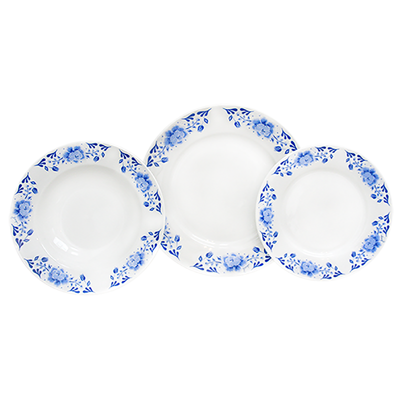 plates design by Jennique