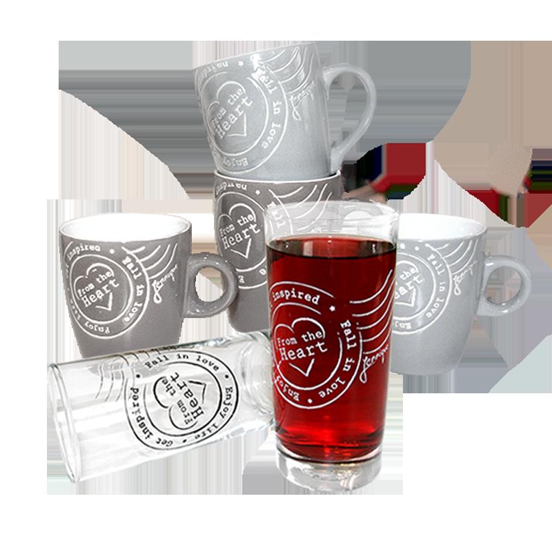 Teacups & Coffee mugs