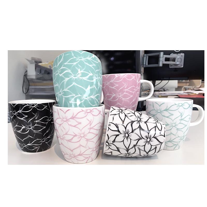 Mug design by Jennique