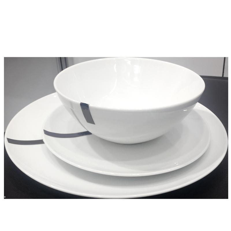 Hotel porcelain